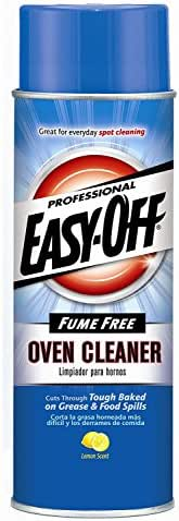 Easy-Off Professional Fume Free Max Oven Cleaner, Lemon 24 Ounce