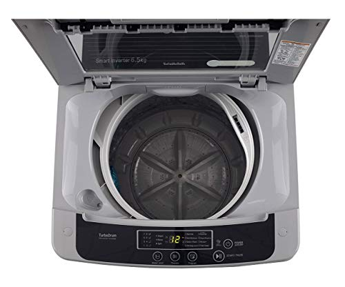 lg washing machine 6.5 kg fully automatic top load