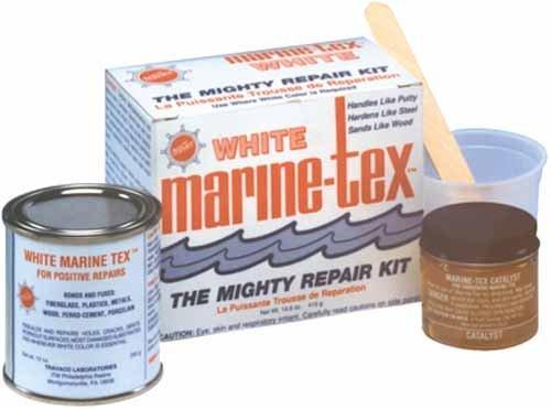 (Marine Tex RM306K 1 Lb. White Marine Tex Kit Made by RM305K)