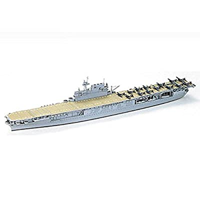 Tamiya U.S. Aircraft Carrier Enterprise Waterline Model Kit