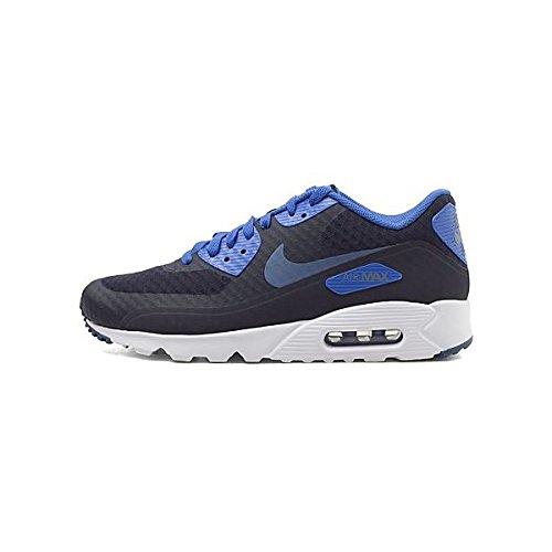 buy popular 6f84c b8677 Galleon - Nike Air Max 90 Ultra Essential Mens Trainers 819474 Sneakers  Shoes (US 12, Dark Obsidian Ocean Fog 405)
