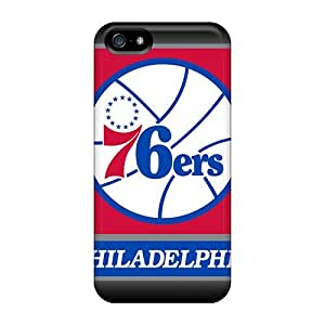 Premium SiT4127VRYU Cases With Scratch-resistant/ Philadelphia 76ers Diy For SamSung Galaxy S6 Case Cover