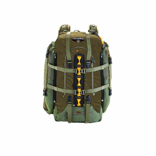 (Tenzing TZ 4000 Hunting Pack, Loden)
