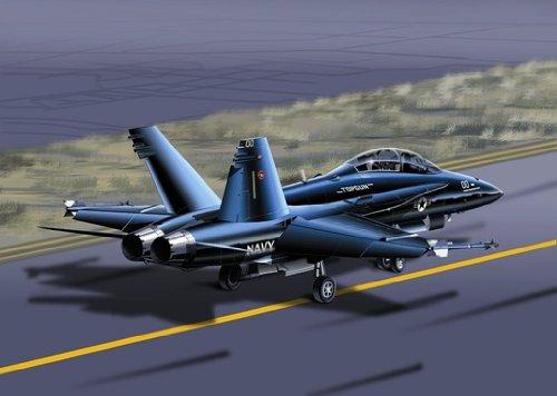 F/A-18 Hornet USN NFWS Top Gun Diecast Airplane Model by The Franklin Mint - Franklin Mint Model Cars