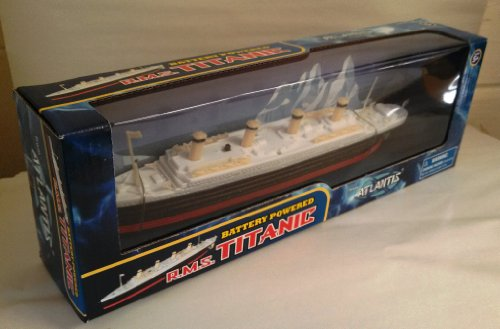 Toy Titanic Ship For Kids