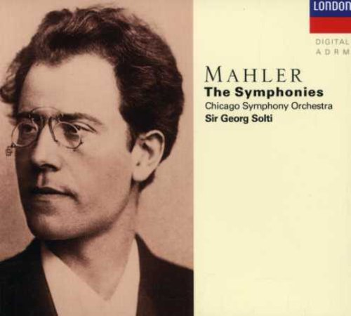 (Mahler - The Symphonies / Chicago Symphony Orchestra, Sir Georg Solti)