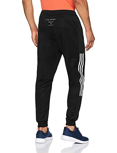 Adidas Pantalón Casual Pt Hombre Sw M Negro Z0ZwrqH