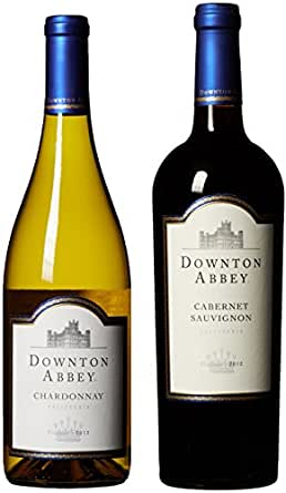 Downton Abbey Countess of Grantham Wine Collection Mixed Pack, 2 x 750 mL