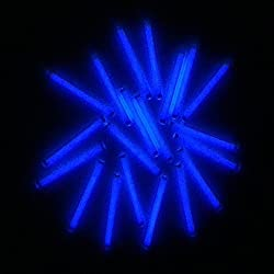 1 PCS3x22.5mm Trit Vials Tritium Self-luminous 15-Years (Blue)