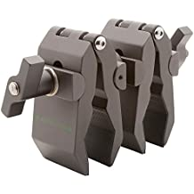 9.Solutions Python Double Clamp, 44.09lbs Capacity