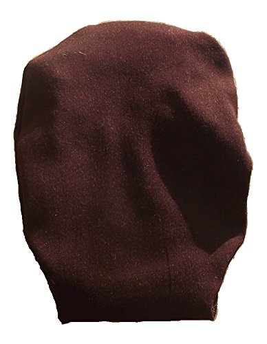 Simple Stoma Cover Ostomy Bag Cover Bengaline Dark Plum by Kelly´s Stoma Cover