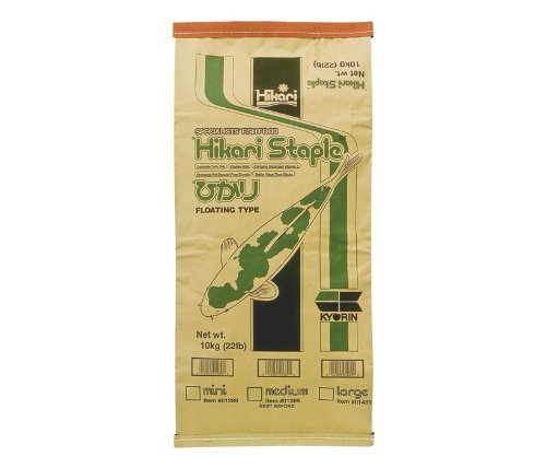 Staple Pellets - Floating - Large - 22 lb. by HIKARI by HIKARI