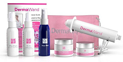DermaWand Ultimate Anti Aging System - REDUCES APPEARANCE OF - Wand System
