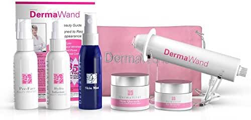 DermaWand Deluxe Skin Care System - REDUCES APPEARANCE OF WRINKLES