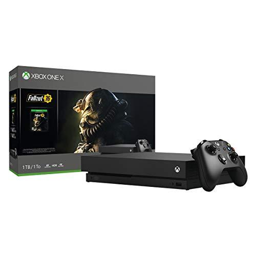 41v9nUyo8AL - Xbox One X 1TB Console - Fallout 76 Bundle