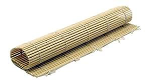 JapanBargain S-1574, Sushi Roller Bamboo Mat, 10.5-inch Square