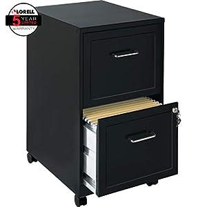 Lorell File Cabinet, Black – LLR16872