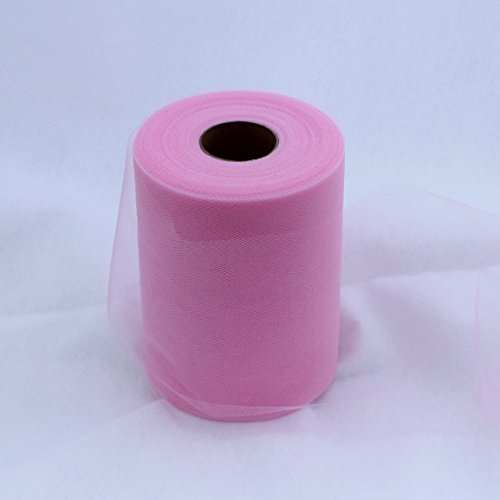Review Pink Tulle Roll –