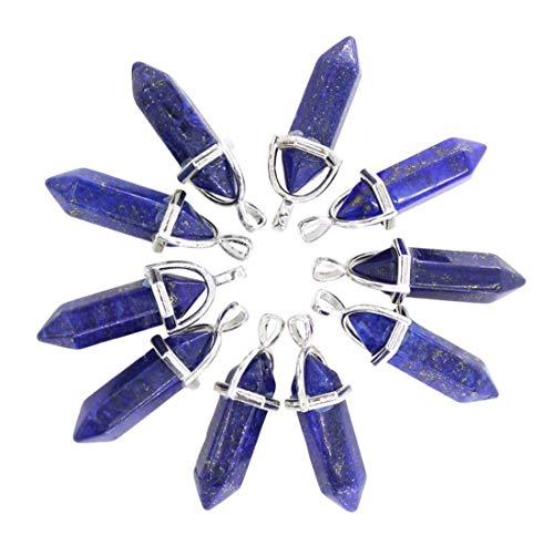 Buy lapis lazuli crystal necklace
