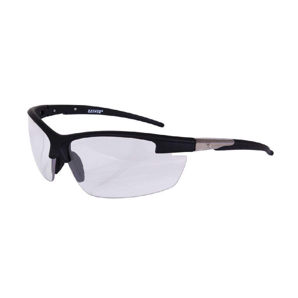 Tactical Sport Glasses AR-7 Black Frame Police