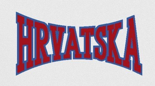 World of Football Ringer T-Shirt lo2c Hrvatska