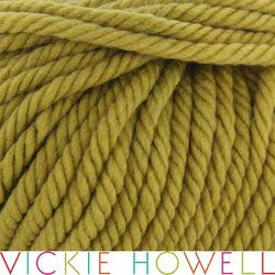 (Valley Yarns Valley Superwash Super Bulky (Washable, Super Bulky Weight Yarn, 100% Extra Fine Merino Wool) - #202 Moontower Mustard by Vickie Howell)