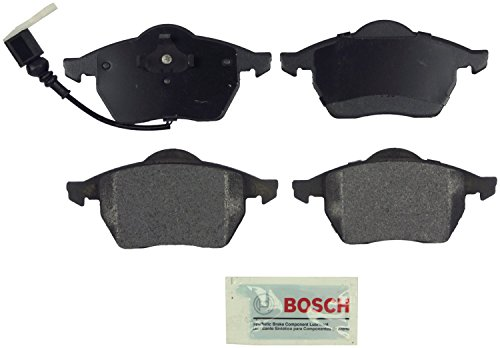 Bosch BE687A Blue Disc Brake Pad (Audi Tt Brake Disc)