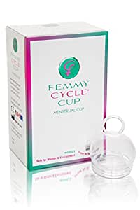 FemmyCycle Menstrual Cup TEEN Size