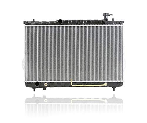Radiator - Pacific Best Inc For/Fit 2759 01-06 Hyundai Santa Fe AT/MT V6 3.5L Plastic Tank Aluminum Core