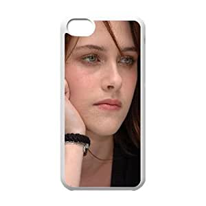 Kristen Stewart Celebrity 7 iPhone 5c Cell Phone Case White 218y-899720