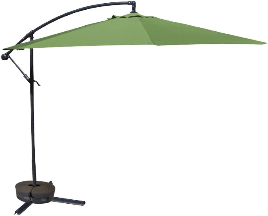 Gravipod DUO Round Detachable Umbrella Base Weight Up to 100 lbs.