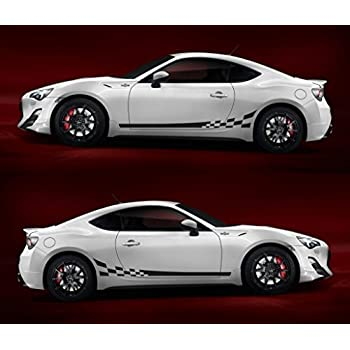 Toyota gt86 boxer trd scion fr-s subaru brz hachi-roku sport car stripes