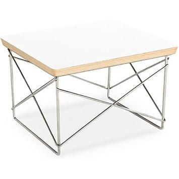 Eames Beistelltisch ltr beistelltisch charles eames style amazon de küche haushalt