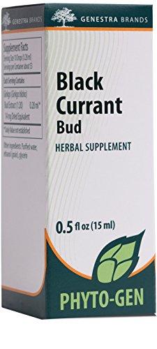 Genestra Brands – Black Currant Bud – Herbal Supplement – 0.5 fl. oz.