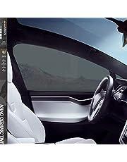 "MotoShield Pro Premium Professional 2mil Ceramic Window Tint Film for Auto   Reduce Infrared Heat & Block UV by 99% - 25% VLT (20"" in x 5' ft Roll)"