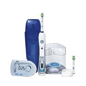 Oral-B Triumph 9900 - Cepillo de dientes eléctrico con indicador: Amazon.es: Salud y cuidado personal