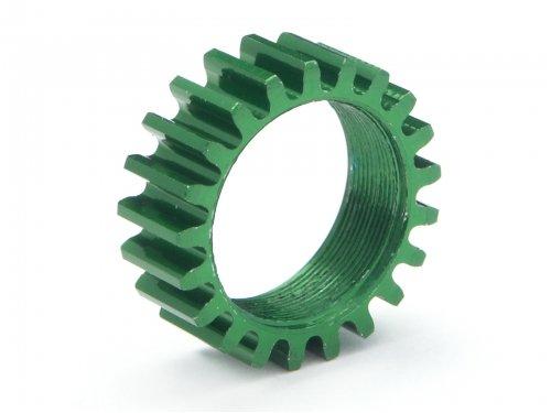 HPI RACING 76971 Threaded Pinion Gear 21Tx16mm Nitro r40 ()