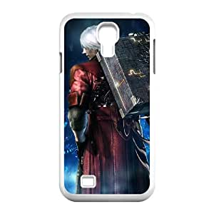 Devil May Cry 4 Samsung Galaxy S4 9500 Cell Phone Case White yyfD-374294