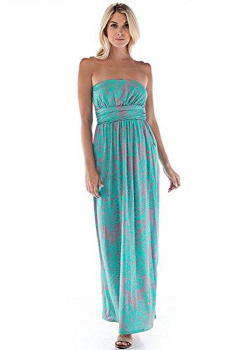 Beaded Jersey Knit Dress - 7