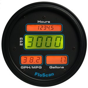 Floscan Single Engine Interface System - EFI & Carb Outboards Only - 150-350HP