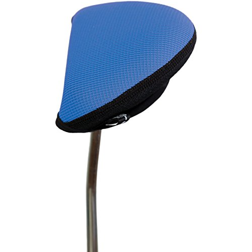 Stealth Golf Club Headcover for Oversized Mallet / 2 Ball Putter - Royal Blue