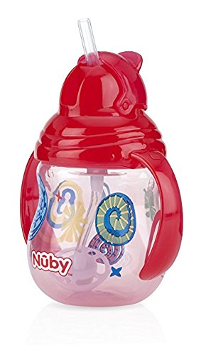 Nuby Designer Handle Weighted Ounces