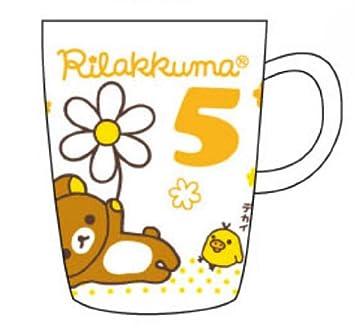 Amazoncojp リラックマお誕生日マグカップ2nd 5月 おもちゃ