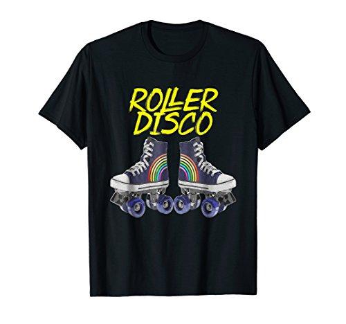 Roller Disco Shirt Disco Shirts Funny Retro Vintage 70s Gift