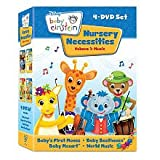Baby Einstein: Nursery Necessities Music, Vol. 1 DVD Set Image