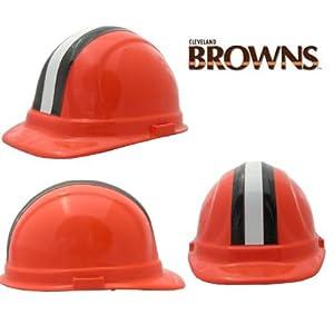 Cleveland Browns Hard Hat | NFL Hard Hats | SportsHardHats.com 1