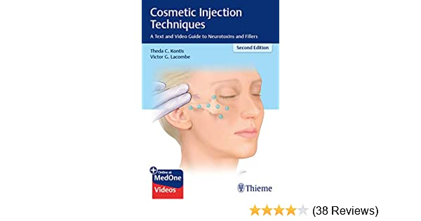 cosmetic injection techniques a text and video guide to neurotoxins and fillers