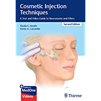 Cosmetic Injection Techniques: A Text and Video Guide