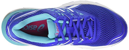 Asics Damen Gel-Pulse 9 Laufschuhe Blau (Blue Purple/white/aquarium)