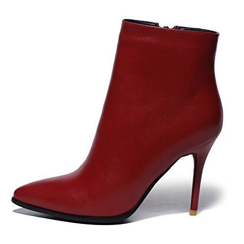 Nine Seven - Botas mujer Red